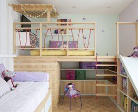 Quarto Infantil PlayGround