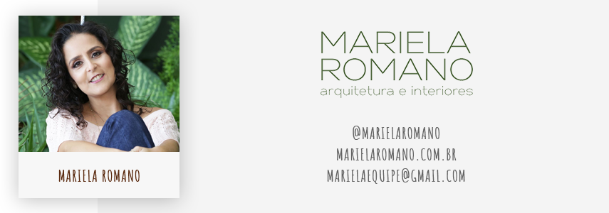 Arquiteta Mariela Romano