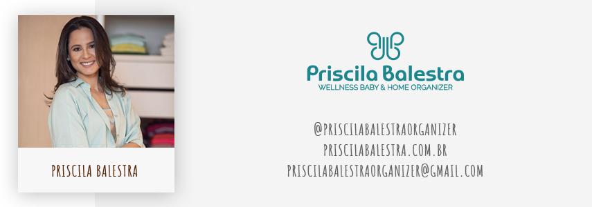 Personal Organizer Priscila Balestra